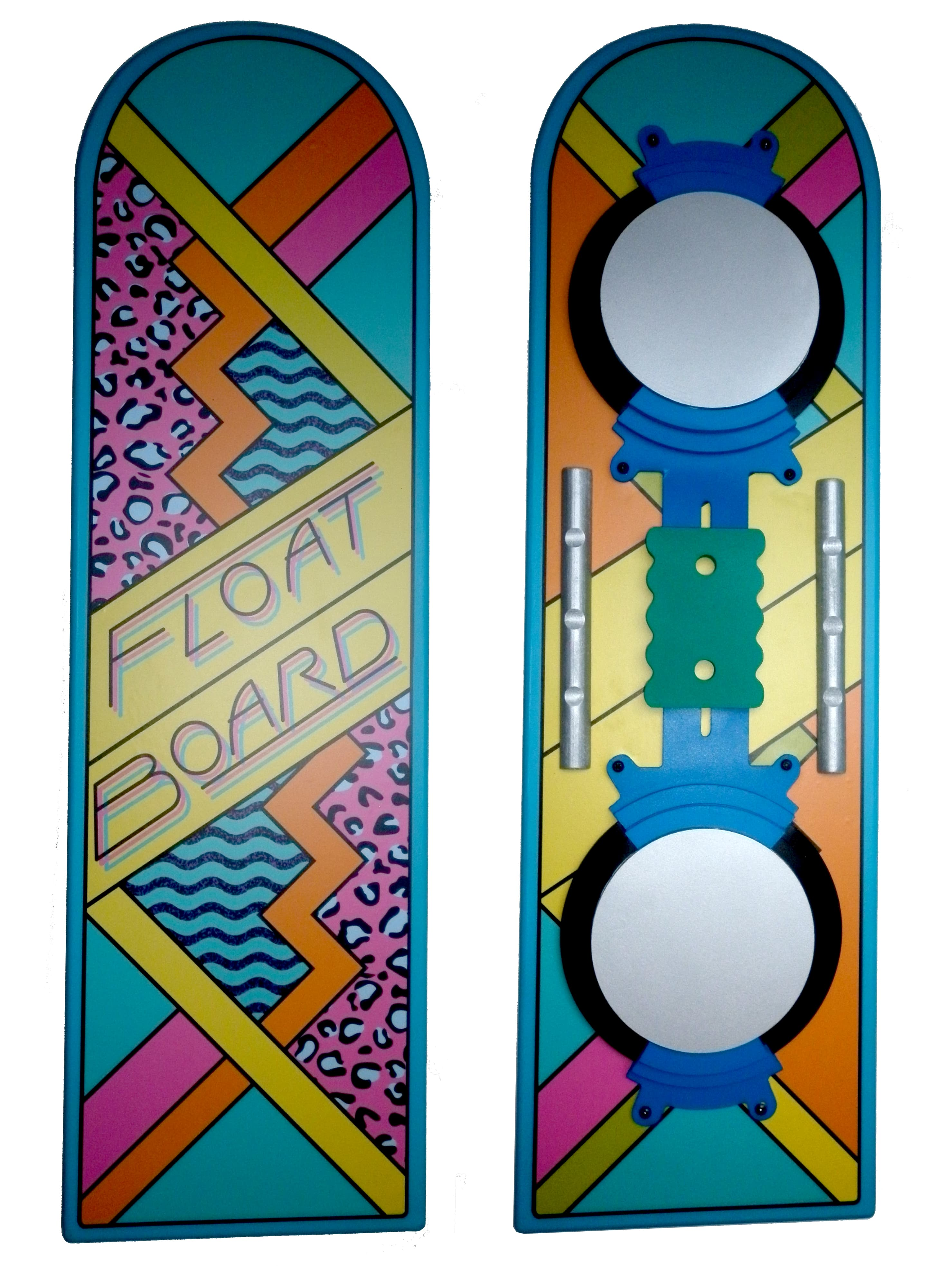 Float Board   Andy Sinboy